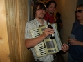 I've got my beer, my cigarette, my harmonicas, & my accordian...I'm ready for the fan-club party